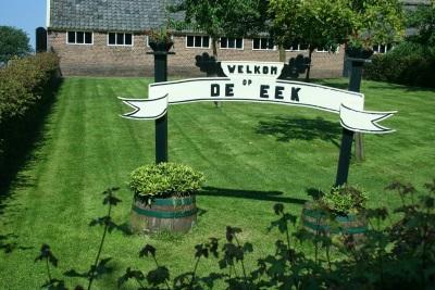 Groepsaccommodatie 'De Eek' & Duckstoer